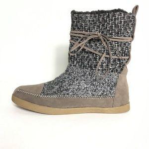 Madden Girl Women's Comfort Boots SZ 9